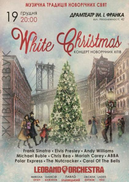 Leoband Orchestra. White Christmas